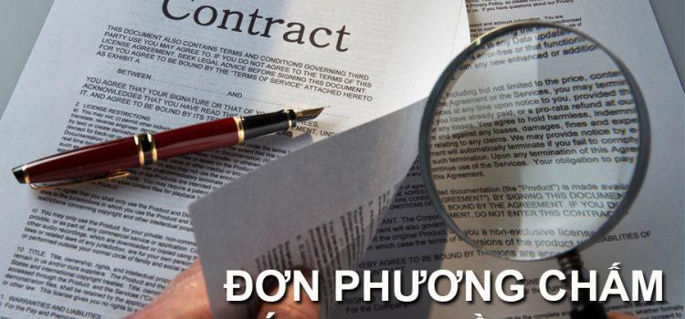 Thủ tục chấm dứt hợp đồng lao động