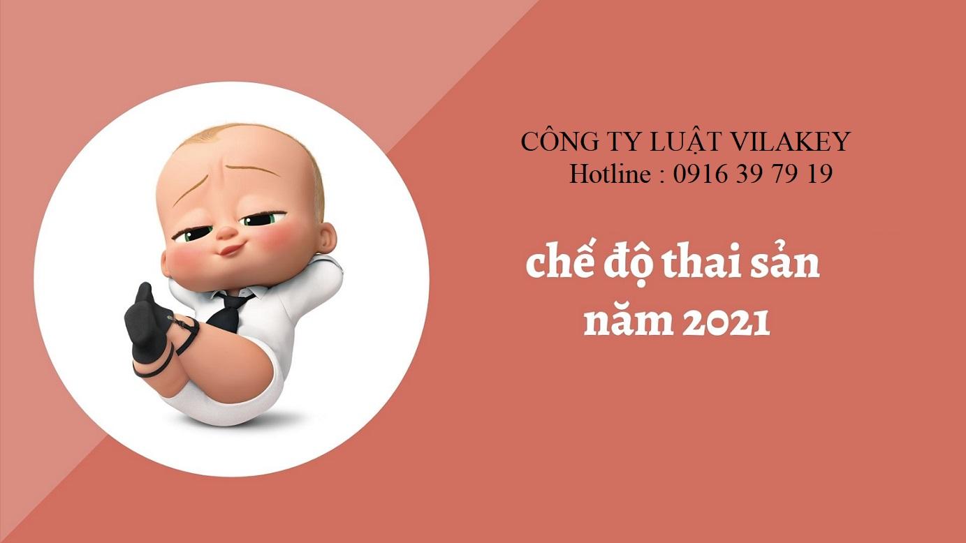 thai san nam 2021 - cách tính chế độ thai sản năm 2021