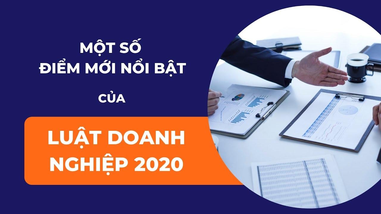 luat doanh nghiep 2020 - Bỏ thủ tục thông báo mẫu dấu doanh nghiệp