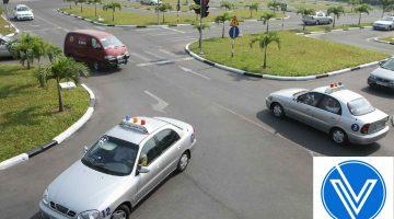 thẩm quyền phạt về giao thông